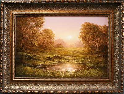 Волн картина пейзаж марина пейзаж
